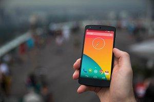 Nexus5 template, Observation (S)
