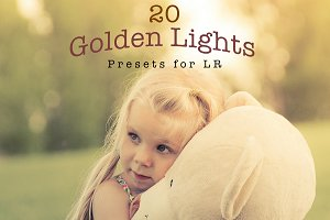 Pack 20 LR Presets Golden Hours