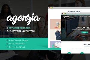 Agenzia | Portfolio & Agency