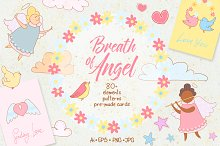 Breath of Angel. Romantic kit