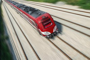 Speedy train