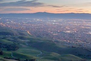 Silicon Valley Aerial Views