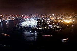 The O2 Arena London