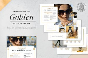 GOLDEN | Blog Media Kit