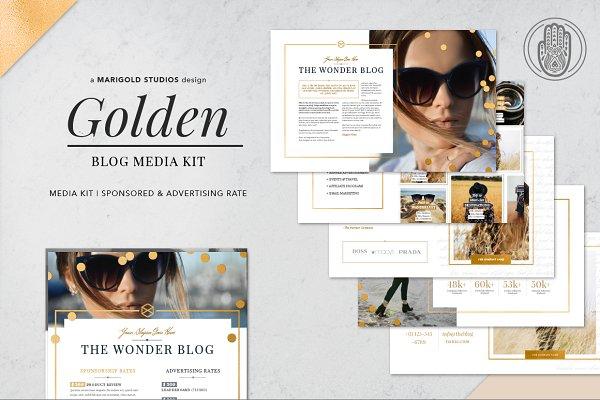 GOLDEN | Blog Media Kit