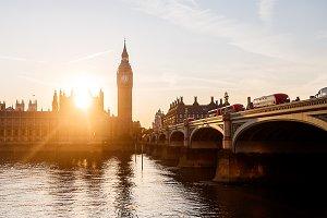 London Big Ben UK