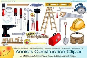 Annie's Construction Clipart