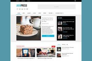 Javapress - WP Elegant Magazine
