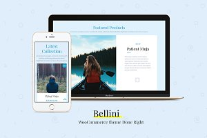 Bellini Pro - WordPress Shop Theme