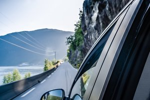 Travel by car in Norway
