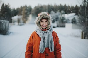 Winter Portrait V2