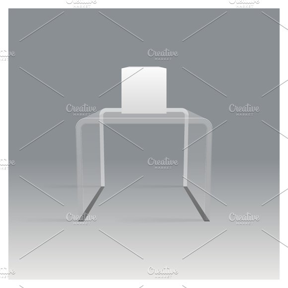 Glass Rack Shelf