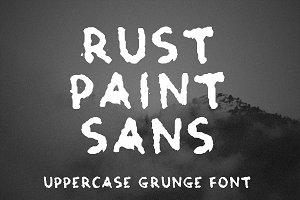 RUSTPAINT Sans