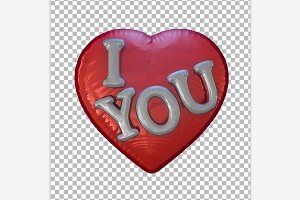 """Message """"Love You"""""""