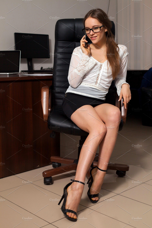 Sexy secretaries - Gallery | eBaums World