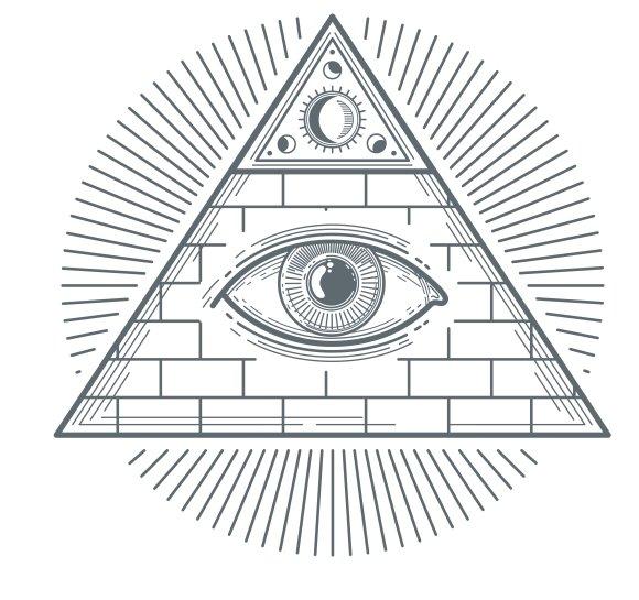 Freemasonry Eye Symbol