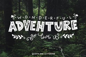 Wonderful adventure