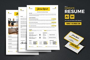 Complete Resume Vol 2