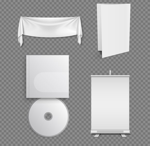 Corporate Identity Vector Template