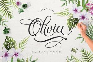 Olivia Script