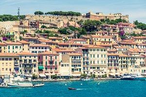 Elba island, Tuscany, Italy.