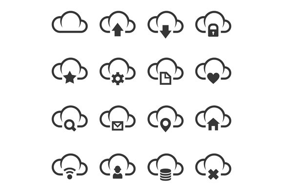 Data Cloud With Different Signs