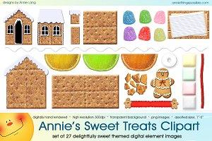 Annie's Sweet Treats Clipart
