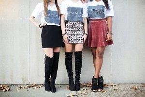 Cute Skirts & Friends