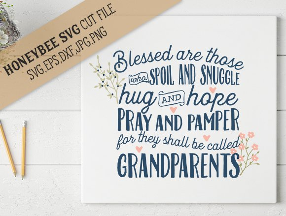 Blessed Are Grandparents