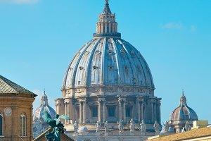 St. Peter Basilica,  Vatican