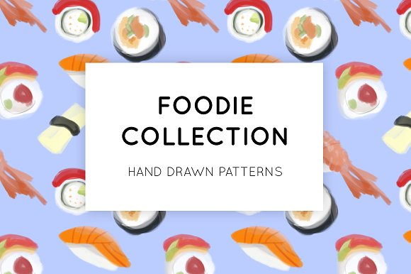 A Foodie Collection