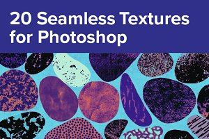 20 Seamless Textures for Photoshop