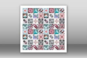 Decorative Geometric Patterns