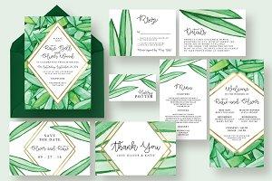 Botanical Wedding Suite
