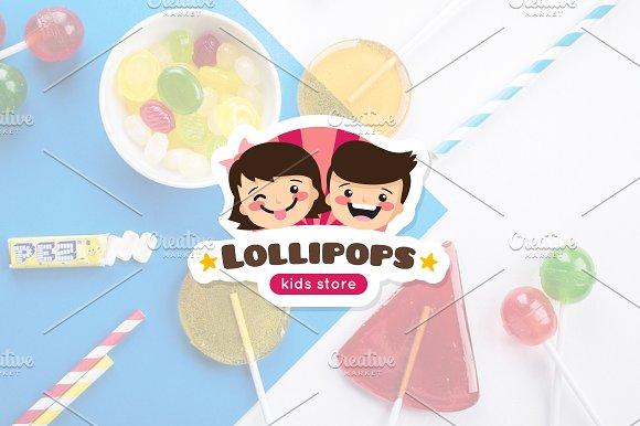 Lollipop Kids Logo