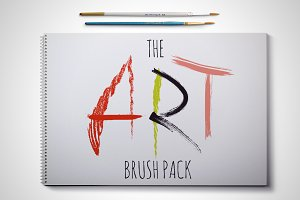 The Art Brush Pack