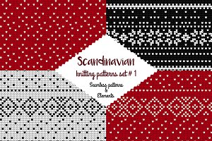 30 Scandinavian Knitting Patterns #1