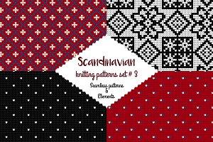30 Scandinavian Knitting Patterns #3