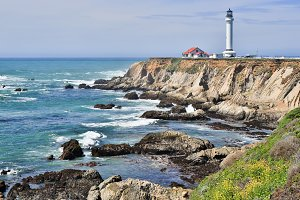 Point Arena Lighthouse, Mendocino