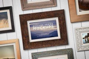 Picture Frame Mockups Volume 2