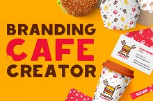 Creator branding  / Cafe / Fast Food