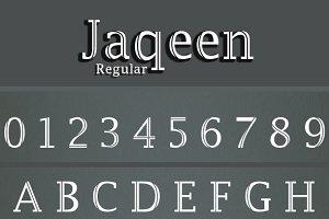 Jaqeen Regular & Italic