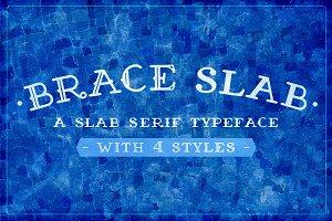 Brace Slab
