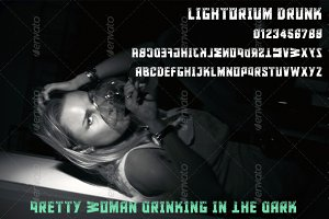 Lightorium Drunk