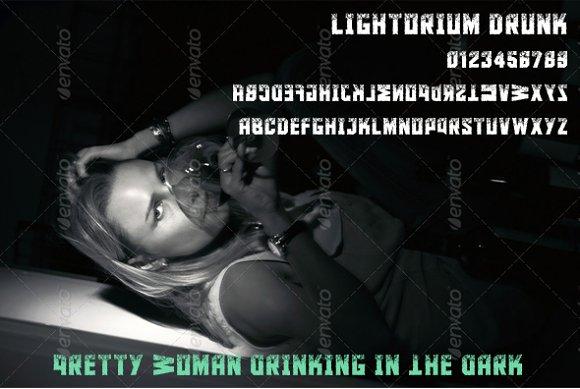 Lightorium Drunk