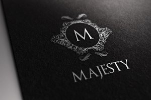 Majesty - Royal Logo Temlplate