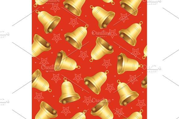 Bells Background Pattern