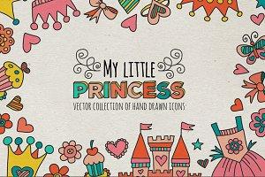 Princess Vector clip-art