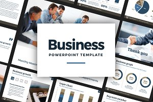 Corporate PowerPoint Template V.1