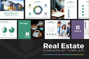 Real Estate PowerPoint Template V.1